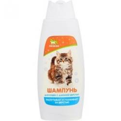 """Шампунь """"Пижон"""" универсальный, д/ щенков и котят (250 мл.)"""