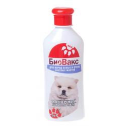 """шампунь """"Биовакс"""" для собак с белой шерстью, 350мл"""