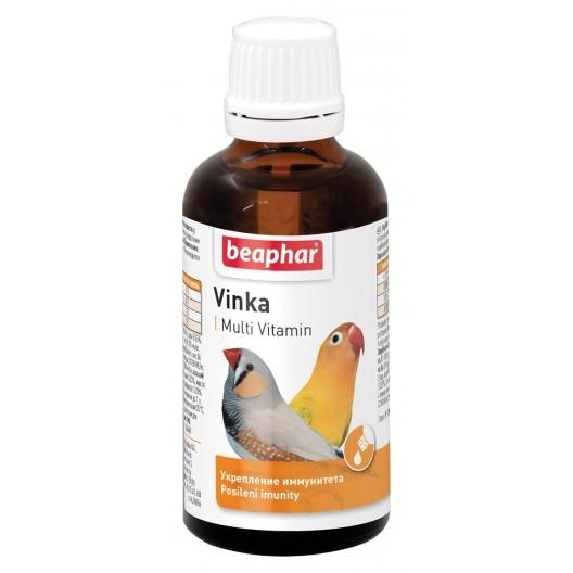 Купить Беафар Витамины Винка для птиц 50мл, для укрепления иммунитета