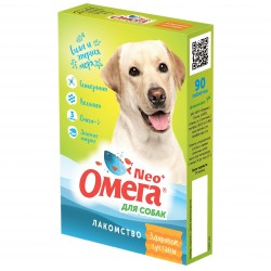 """Омега для собак """"Здоровые суставы""""90таб."""