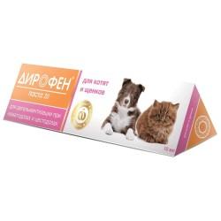 Дирофен паста для котят и щенков,10мл