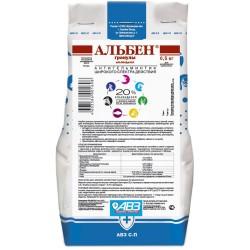 Альбен гранулы 0,5 кг
