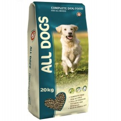 ALL DOGS  сухой корм для собак,20кг