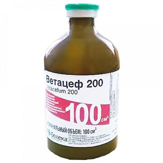 Купить Ветацеф 200, 100мл