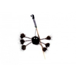 """Дразнилка """"Норковый паук на веревке"""""""