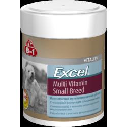 8 в 1 эксель мультивитамины для собак мелких пород