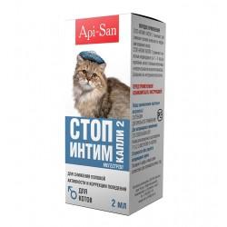 Стоп- интим капли (коты)