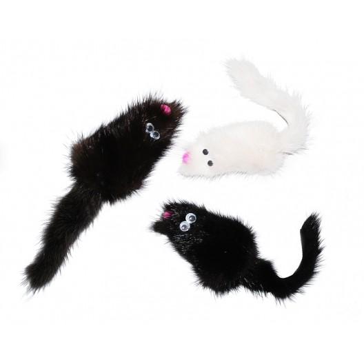Купить Игрушка Мышь из норки