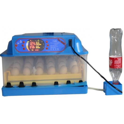 Купить Полупрофессиональный инкубатор на 36 яиц с автоматической поддержкой влажности и температуры