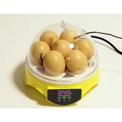 Мини- инкубатор на 7 яиц с терморегулятором