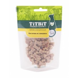 Косточки из говядины для кошек (Мягкие снеки) Титбит 40 г