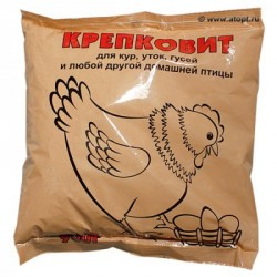 Крепковит для кур,уток,гусей,900 гр