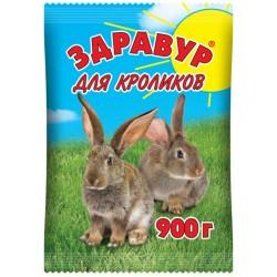 Здравур для кроликов 900 гр