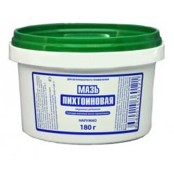 Мазь пихтоиновая(масло терпентинное),80 гр