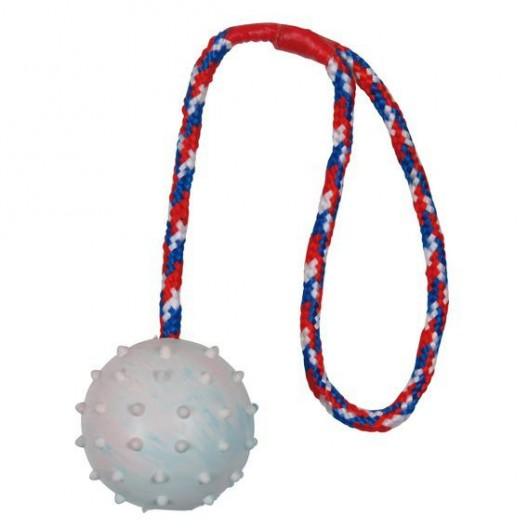 Купить Игрушка Мяч на веревке