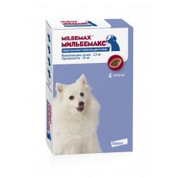 Мильбемакс антигельминтик для маленьких собак и щенков жевательные таблетки 1 таб.