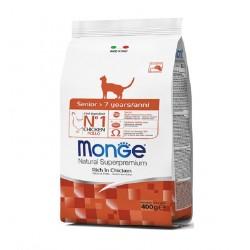 Monge Cat корм для пожилых кошек ,400гр