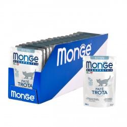Monge Cat Monoprotein для котят ферель,85 гр