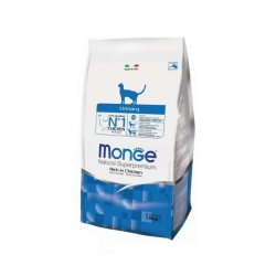 Monge Cat Urina корм для кошек профилактика МКБ,1,5кг