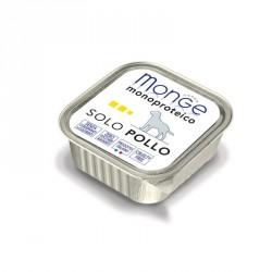 Monge Dog Monoprotein Solo консервы для собак паштет из ягненка 150гр.