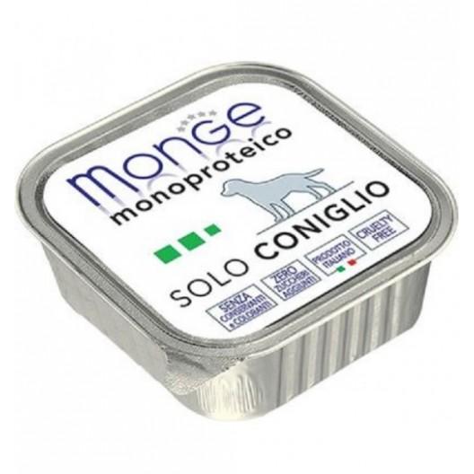 Monge консервы  для собак ,паштет из утки,150гр.Состав:100%мясо утки.