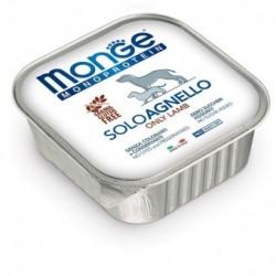 Monge консервы  для собак ,паштет из ягненка,150гр.Состав:100%мясо ягненка.