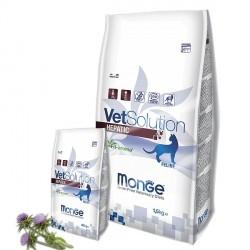 Monge VetSolution Cat Hepatic диета для кошек Гепатик 400 гр