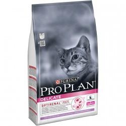 Проплан Сухой корм для кошек с чувствительным пищеварением 1,5 кг