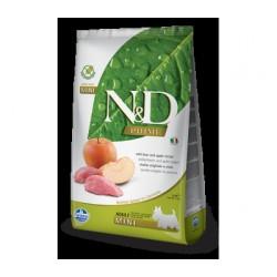N&D Dog 800 гр беззерновой корм для мелких пород собак,кабан с яблоком