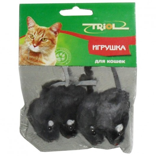 набор мышек (4шт.)