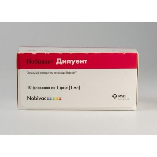 Купить Нобивак DILUENY 1 доза