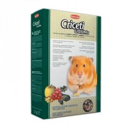 PADOVAN Grandmix Criceti Основной корм для хомяков и мышей,1 кг