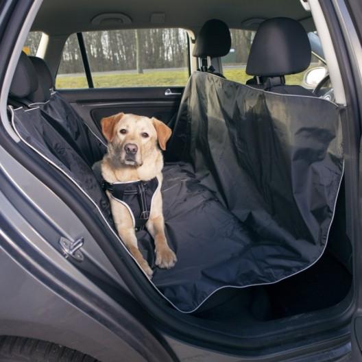 Купить подстилка для собаки Trixie в автомобиль,1,45*1,6м,черный