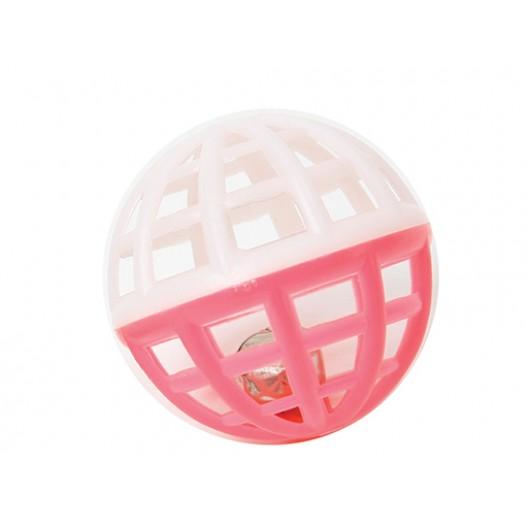 Купить Мяч сетчатый с колокольчиком 4 см