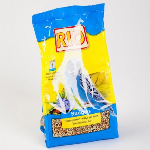 Купить Рио корм для волнистых попугаев. Основной рацион
