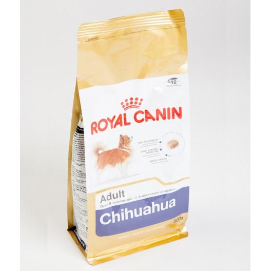 Купить Сухой корм Роял Канин Чихуахуа 0,5 кг