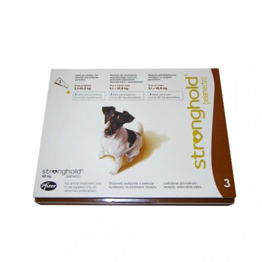 Купить Стронгхолд для собак 5,1 - 10,0 кг