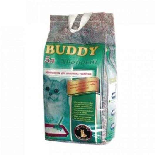 Купить Наполнитель Buddy хвойный  5 л.