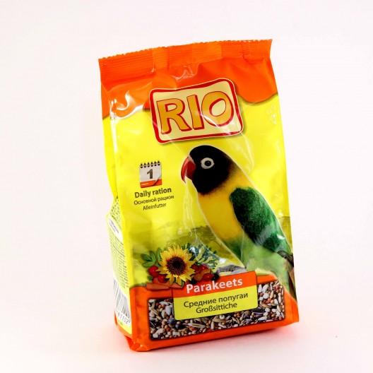 Купить Рио корм для средних попугаев основной рацион