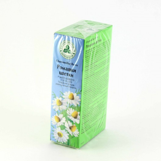 Купить Ромашка цветки ф/п 1,5 г. №20