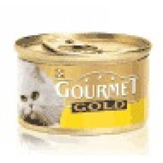 Купить Корм для кош Gourmet с курицей и печенью