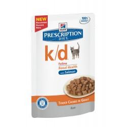 Hills k/d промо паучи для кошек с почечной недостаточностью