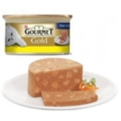 Корм д/кош Gourmet  с курицей