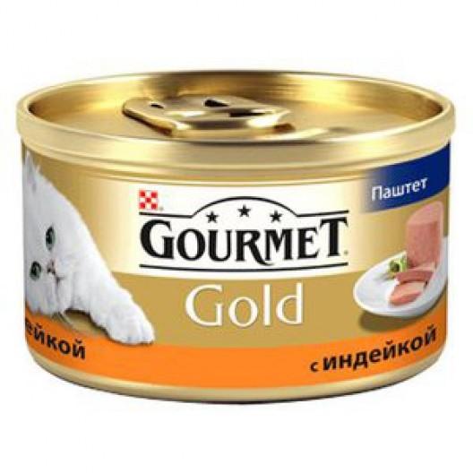 Купить Корм для кош Gourmet с индейкой