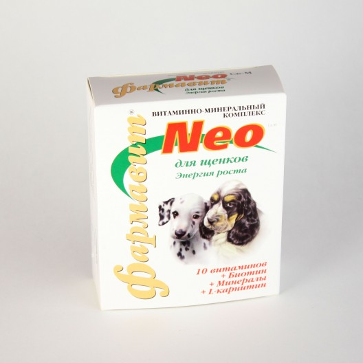 Купить Фармавит NEO энергия роста щенков №90