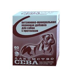 Севавит лакомство для собак с биотином