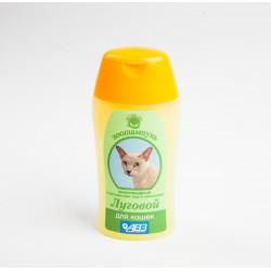 Луговой шампунь инсектицидный для кошек  180 мл