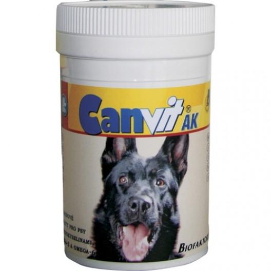Купить Канвит АК кормовая добавка для собак с Омега-3 и Омега-6