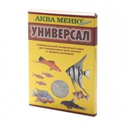 Корм для аквариумных рыб Аква-меню ЮНИОР