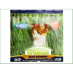 Травка для кошек Альпийские луга, 100гр